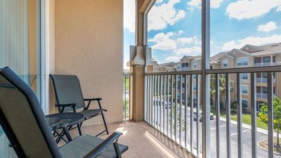 Photo for Windsor Hills Resort condo with private screened in balcony - family getaway