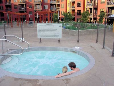 Photo for Gorgeous 2BR Top Floor with Loft Creekview @ Playa del Sol Sleep 6 Private Entry