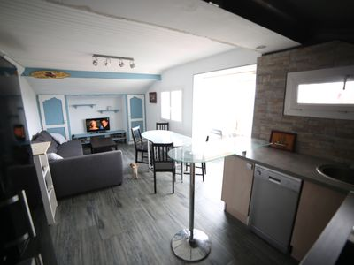 Photo for BIDART LIMIT BIARRITZ APT 3 ROOMS IN HOME CLOSE BEACH AND CENTER