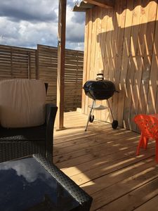 Photo for Nice studio with terrace between Uzes and Avignon