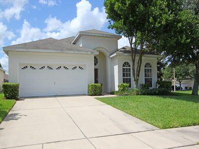 Photo for Only 3 miles from the Magic of Disney World...South Facing Pool & Spa