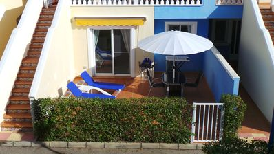 Photo for Torremar Natura 214 Ground Floor Naturist apartment, Vera Playa.