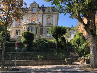 Photo for Holiday in Generals-Villa in the Nerotal Wiesbaden near the city center