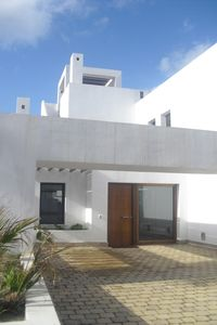 Photo for Luxury 4 bedroom, 3 bathroom villa with wi-fi and enclosed garden