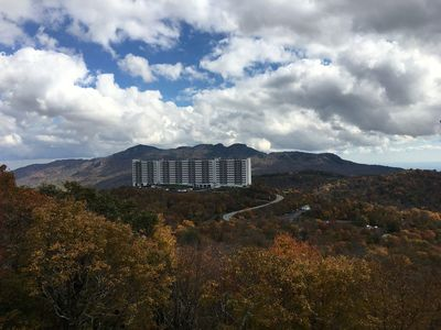 Photo for Deluxe Condo, Sleeps 6 with Spectacular Views of Grandfather Mtn.