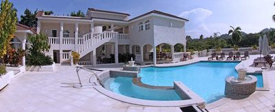 Photo for Opulent 4 Bedroom Villa w/Privacy & All The Benefits Of An All-Inclusive Resort