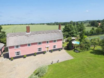 Photo for Stunning 16th Century Farmhouse with Pool, Hot Tub, Tennis and large garden