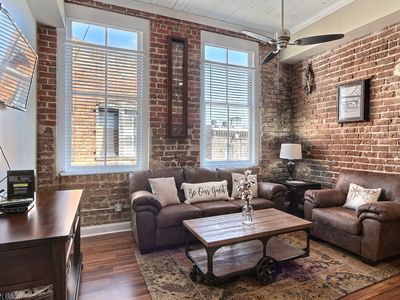 Photo for Stylish Loft-Living in the Heart of Downtown Savannah!