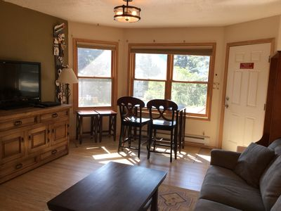 Photo for In the heart of Taos Ski Valley, walk to lifts & restaurants - no cleaning fee