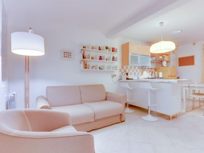 Photo for Stylish apartment in the heart of Venice with a private courtyard!