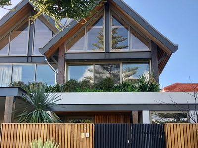 Photo for Cottesloe Beach-Architectural Home