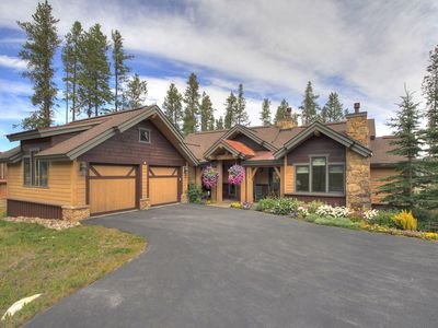 Photo for Moose Crossing-Luxury Amenities-Peaceful Location-Mountain Views-Great Rates