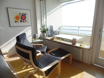 Photo for 323 - direct Baltic Sea view over the Bay of Lübeck - 323 - 2-room apartment - HOLIDAY PARK