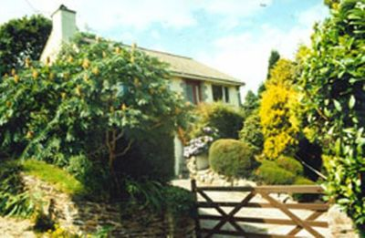 Photo for A Detached Country Bungalow With Gardens, Beautiful Views Over Valley. WI-FI