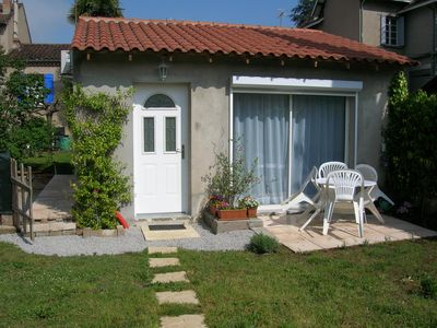 Photo for Air-conditioned house, quiet area, close to the historical center of Albi