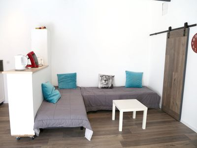 Photo for Amazing apt with pool access and Wifi