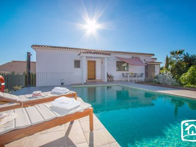 Photo for 2 bedroom Villa, sleeps 4 in Casas de Torrat with Pool and Air Con