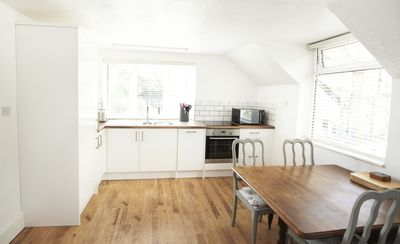 Photo for Lyon Court - The Garret (2 bedrooms with Heated Pool and Sauna.  Sleeps 6)