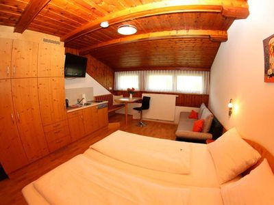 Photo for Double room apartment with extra bed, shower., WC - Haus Scheiblauer