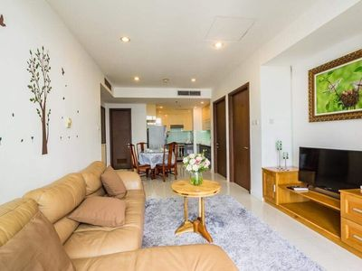 Photo for Gem 2BRS Deluxe Apt in Ben Thanh Market
