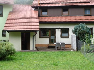 Photo for Holiday house Schmiedefeld for 4 persons with 2 bedrooms - Holiday house