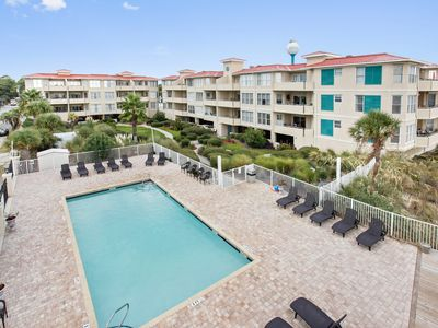 Photo for DeSoto Beach Club Condominiums - Unit 102 - Ocean Front-Swimming Pool-FREE Wi-Fi