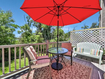 Photo for Spacious townhome w/ golf course views and shared pool!