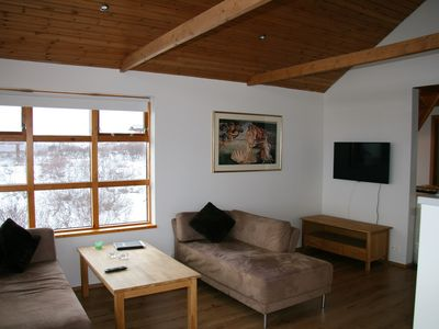 Photo for A fantastic location with a great mountain view