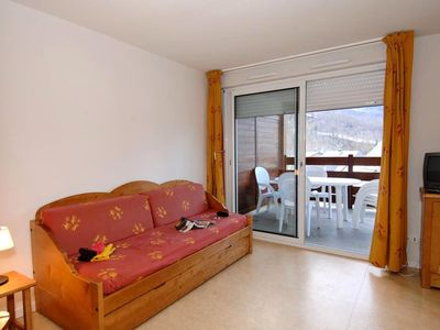 Photo for Residence Odalys Soleil d'Aure *** - 2/3 Rooms Cabin 5/6 People