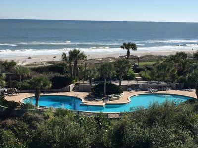 Photo for Amelia Island Plantation Spectacular Ocean Front