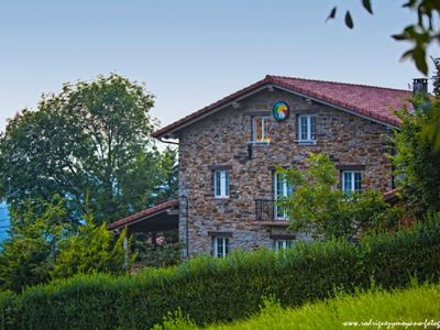 Photo for Rural apartment Txerturi Goikoa for 2 people