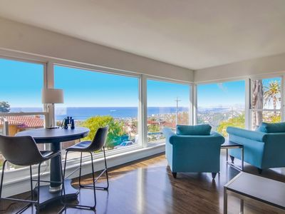 Photo for Panoramic Ocean Views in Sunset Cliffs Luxury Home