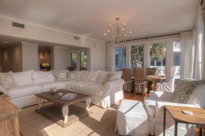 Large open floor plan - All new professionally designed interiors! This is the ultimate in luxury.