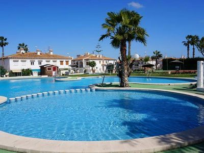 Photo for Costa Blanca - 40 km from Alicante, air-conditioned bungalow with internet