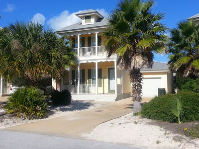 Photo for Uncrowded Beach - Steps from Nat'l Refuge - Golf Cart, 2 Pools, Wi-Fi, Tennis