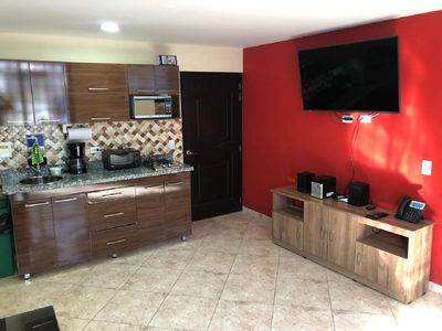 Photo for Cozy Aparment, 2 BR, 2 BTH and Hot Tub