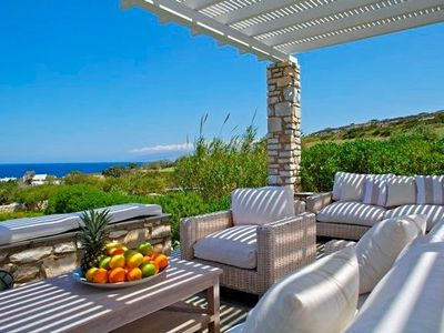 Photo for Luxury villa 3 bedrooms Sea View Private Pool