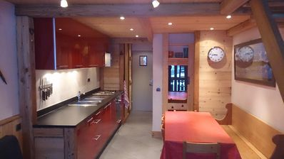 Photo for 2BR Apartment Vacation Rental in Val-D'isère, Auvergne-Rhône-Alpes