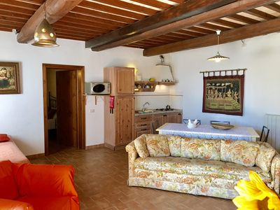 Photo for APARTMENT BOSCO  in podere FONTEMIGLIARI  ** Airconditioning **