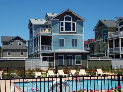 Photo for Oceanside Serenity At The Outer Banks...Serenity Now!