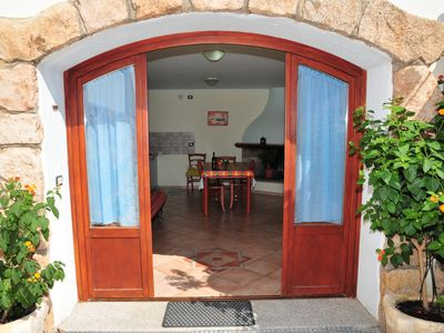 Photo for House 100 meters from the sea with both free and equipped beach.