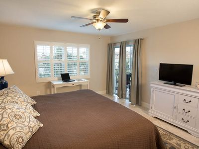 Photo for South End ~ Intercoastal Water View ~ Short walk to the Beach and Gulf!
