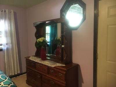 Photo for 1 bedroom Cozy, comfy, super clean, great location and own entrance!!