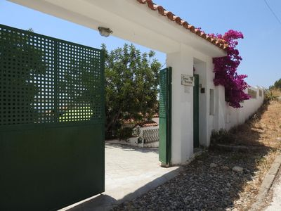 Photo for Detached house between the sea and the mountain OFFER IN MONTH JULY AND SEPTEMBER