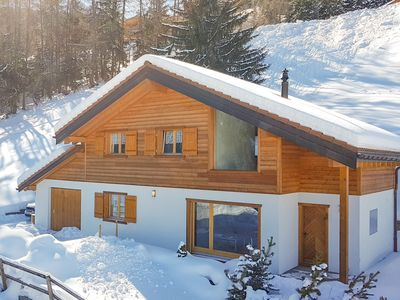 Photo for Chalet Sophia with 15% Skipass Discount