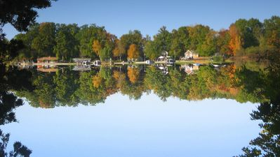 Photo for Lovely Cottage on Crooked Lake in Clare County