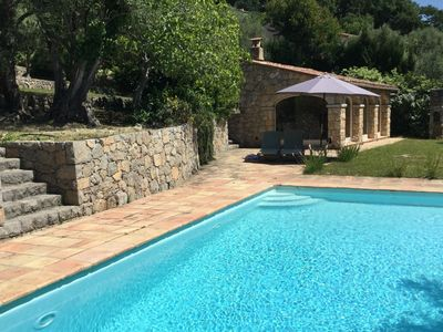 Photo for Rent Provencal villa of charm in Cabris 8 pers