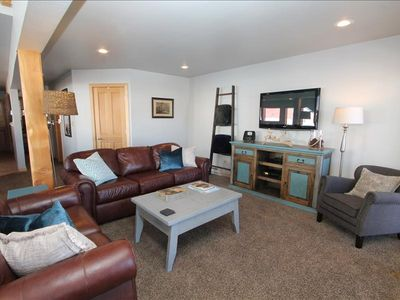 Photo for Beautiful ski in/out Paradise condo. Just renovated! Pet friendly! 6th nt free