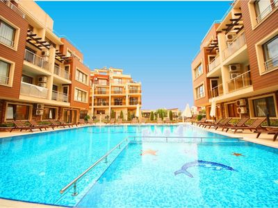 Photo for 1BR Apartment Vacation Rental in Sozopol, Burgas