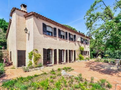 Photo for Villa Charmant - Villa for 7 people in Grasse